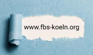 Unser neue Website ist online gegangen
